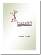 "Cover page of ""Inspirations"" eBook"